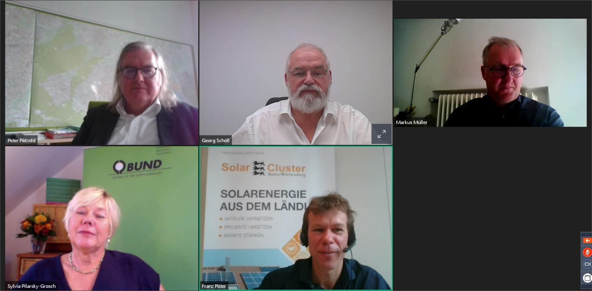 Solarbranchentag 2020 Gebäudeintegrierte Photovoltaik (BIPV)