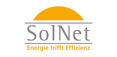 Logo SolNet GmbH