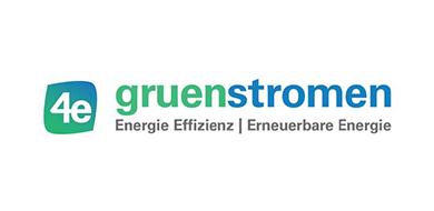 4e gruenstromen GmbH Logo
