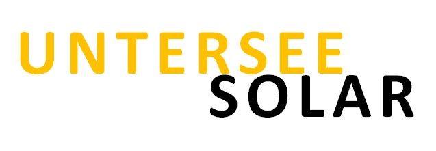 Logo Untersee Solar