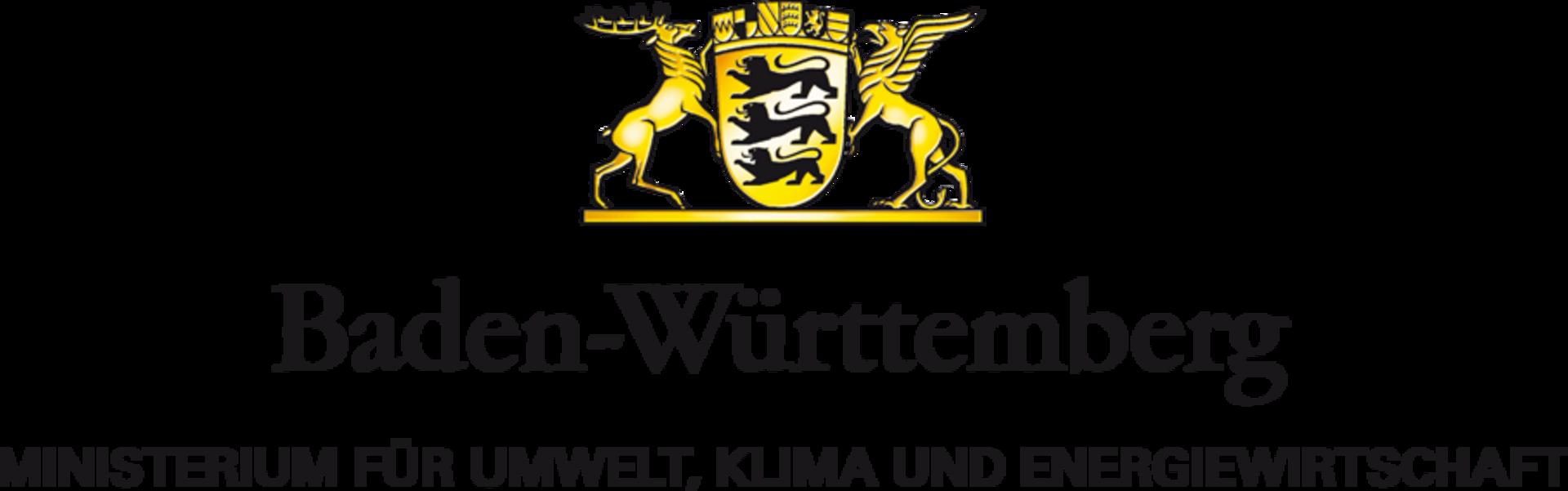 Logo des Umweltministeriums Baden-Württemberg