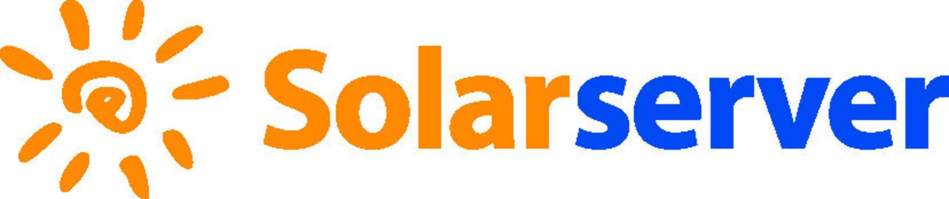 Logo des Fachportals solarserver.de