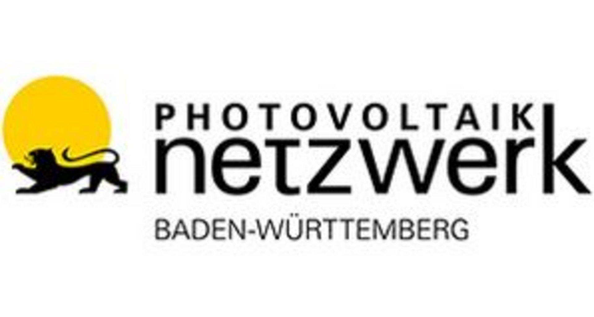 Logo PV Netzwerk Baden-Württemberg