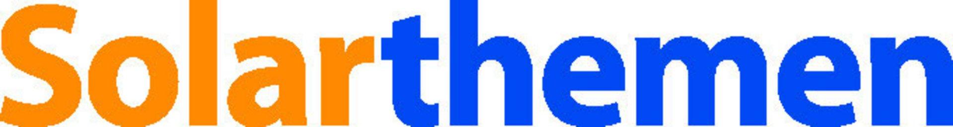 Logo der Zeitschrift Solarthemen