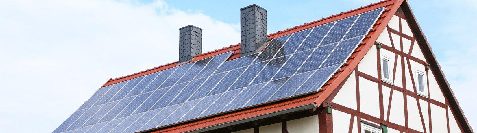 Solar Cluster Montage Solarzellen