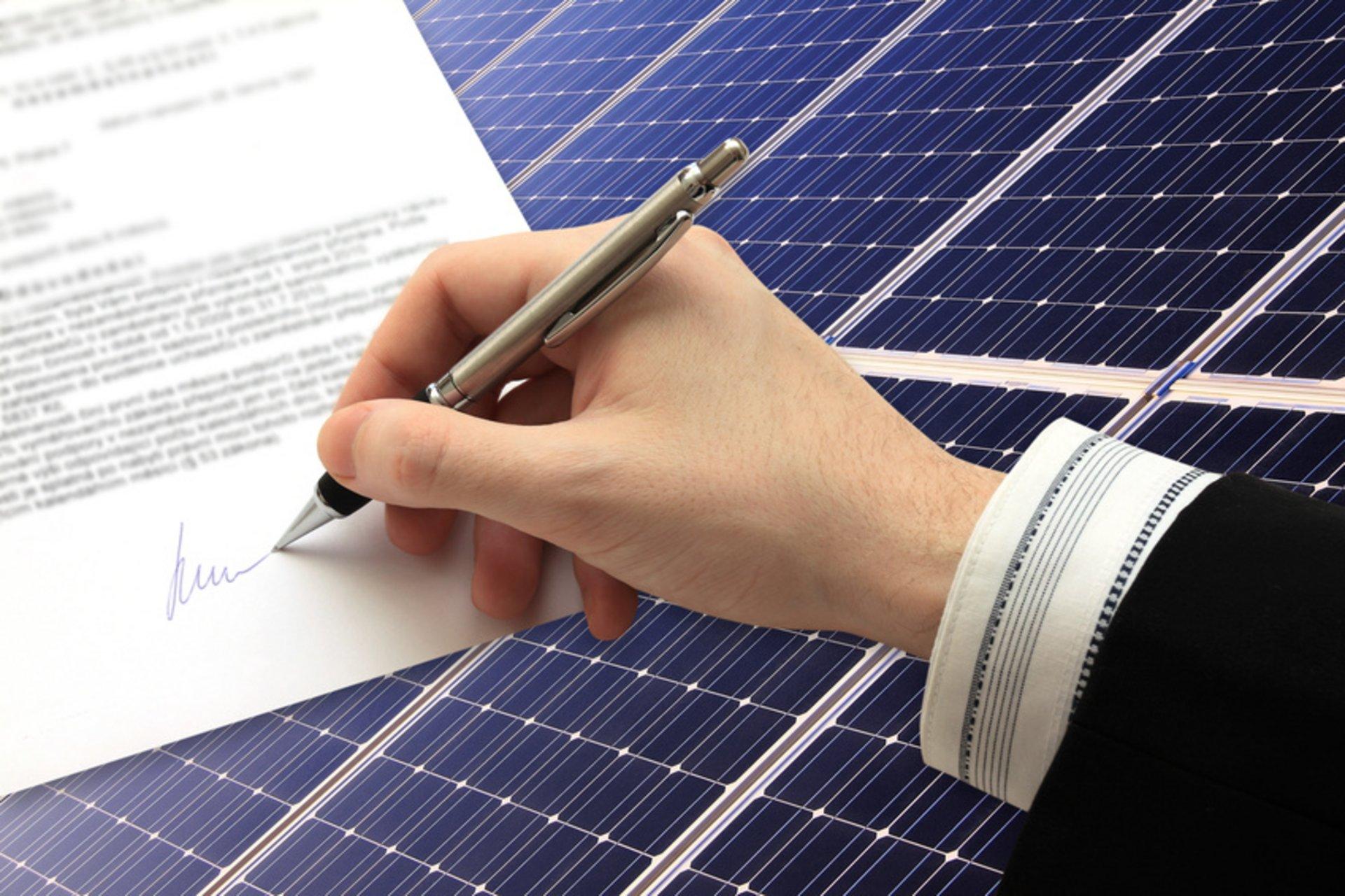 Photovoltaikanlage pachten