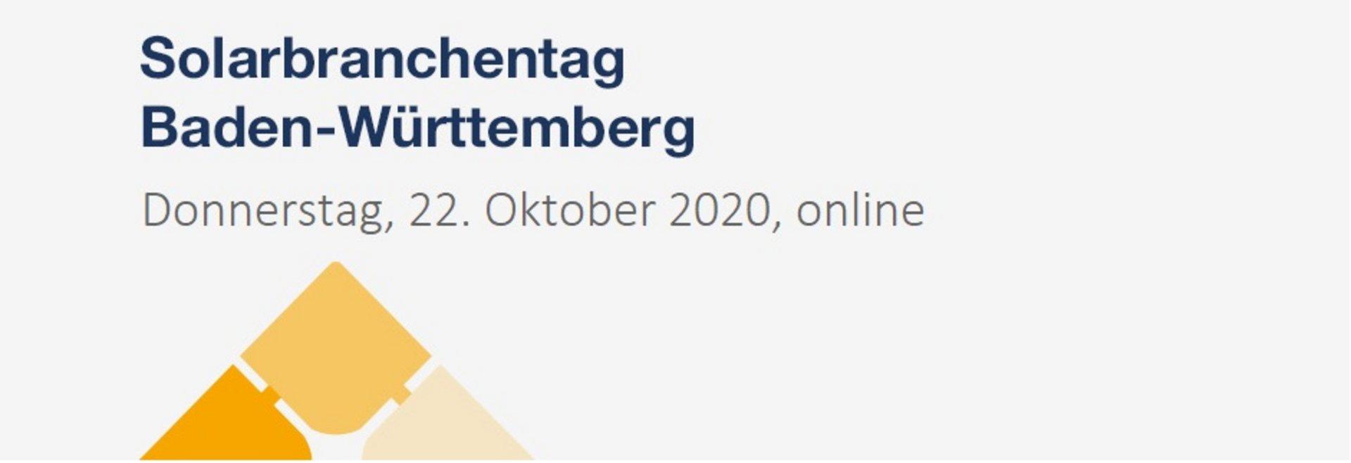 Header Solarbranchentag 2020