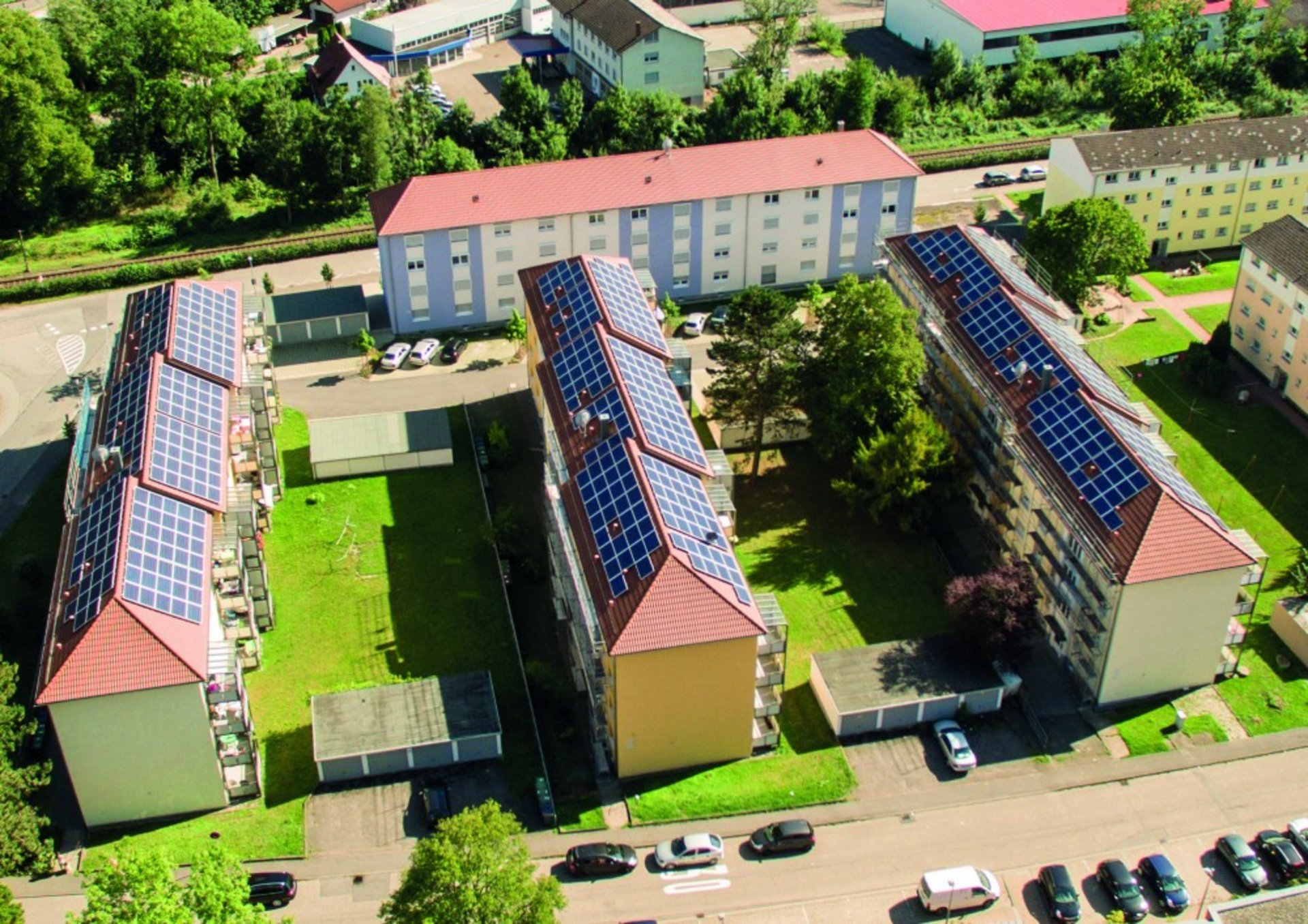 Solarstrom an Mieter verkaufen