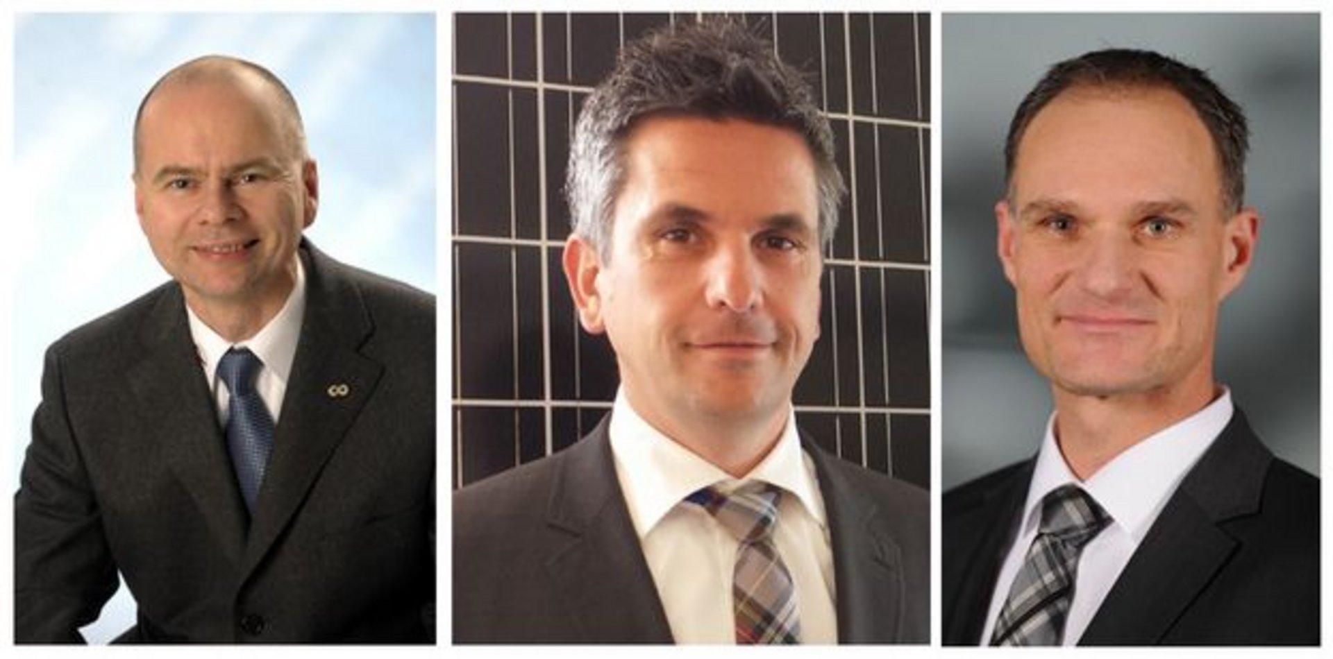 Vorstand Vorsitzende Solar Cluster Baden-Württemberg